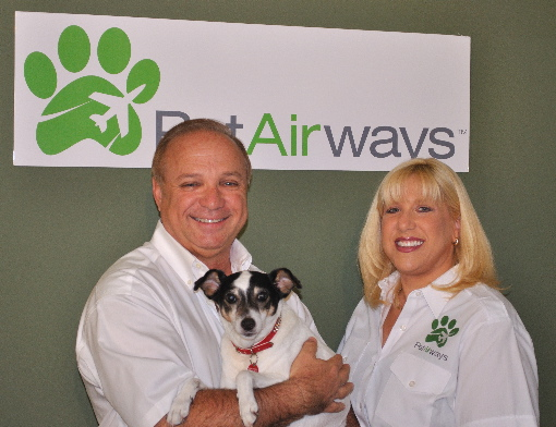 Pet Airways Founders Dan, Zoe, & Alysa
