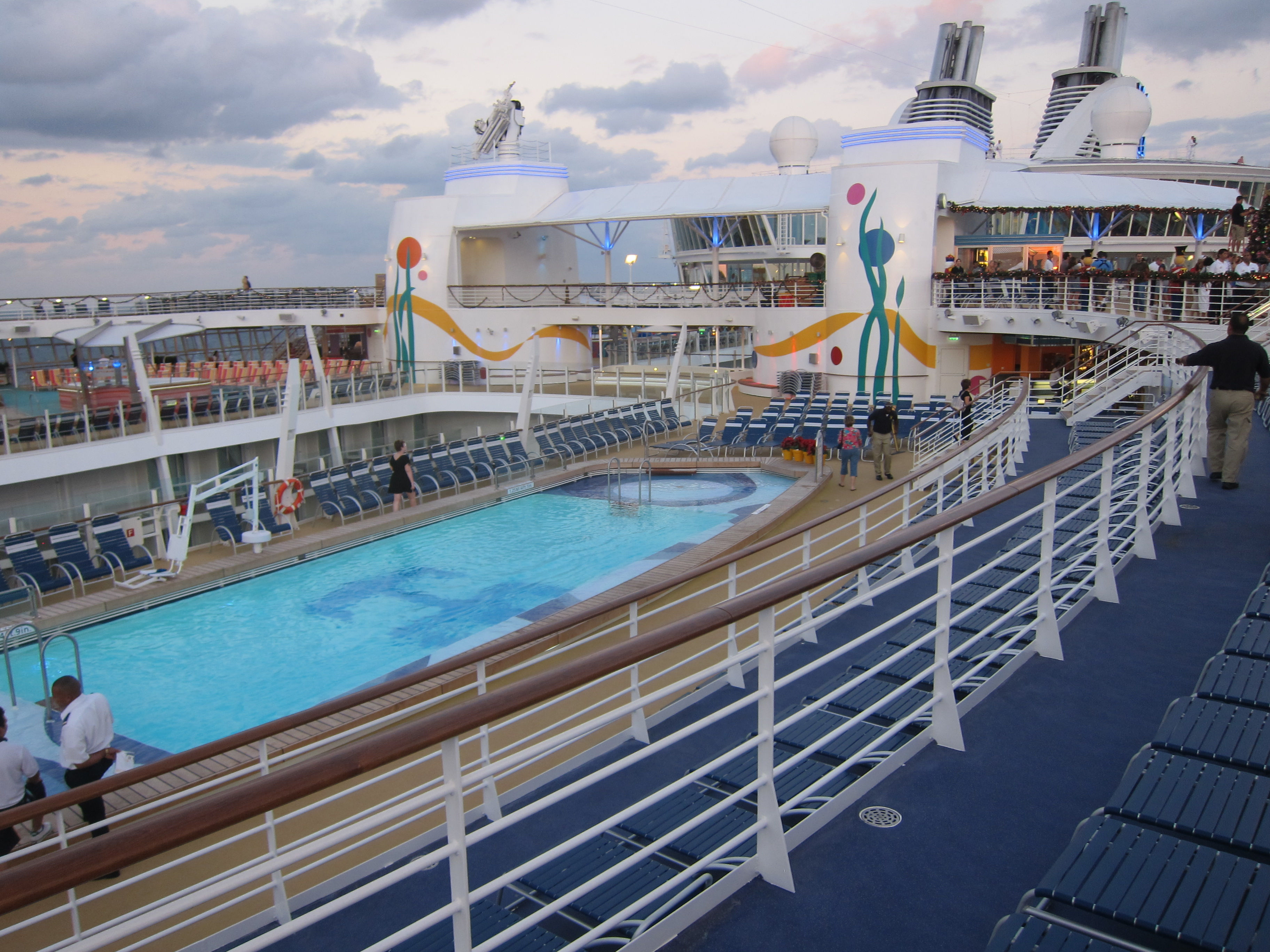 Travel With Val Allure Of The Seas