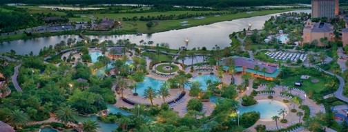 Courtesy: JW Marriott Orlando Grande Lakes