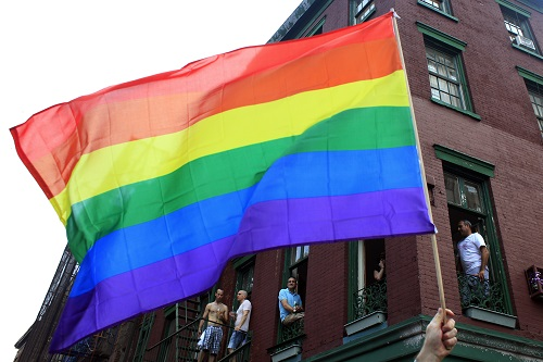 Big Apple Shows Off LGBT Pride in All 5 Boroughs