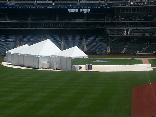 Citi Field Sets the Stage for Annual Sleepover