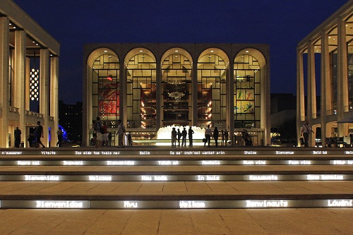 Get Ready for Free Summer Outdoor Performances at Lincoln Center