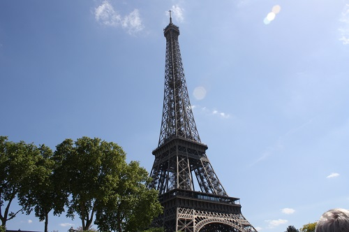 Study: Paris Preferred for Proposals