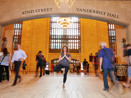 Grand Central Mellows Out On Sept. 29