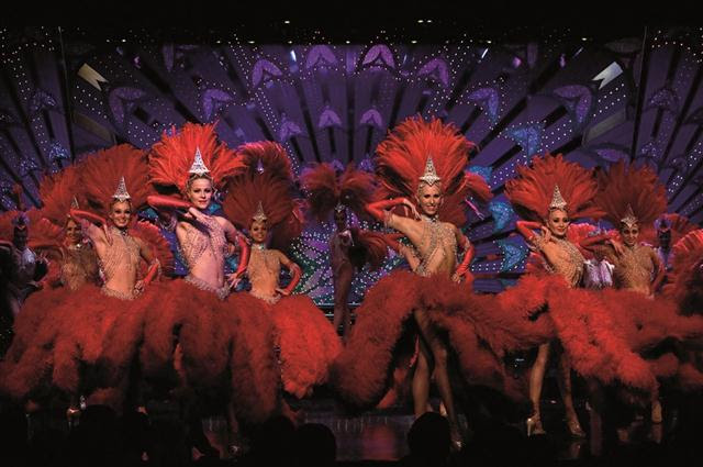 Moulin Rouge Comes to New York Sept. 26 and 27