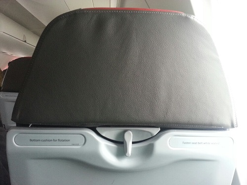 Expedia: Rear Seat Kicker is Worst Airline Passenger