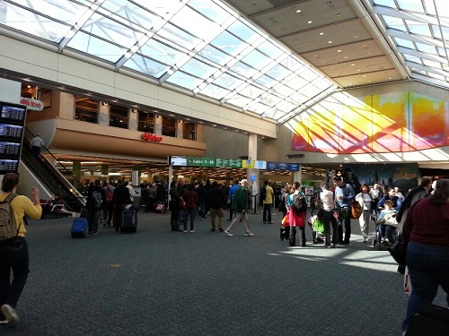 JD Power Finds Travelers' Satisfaction with Airports