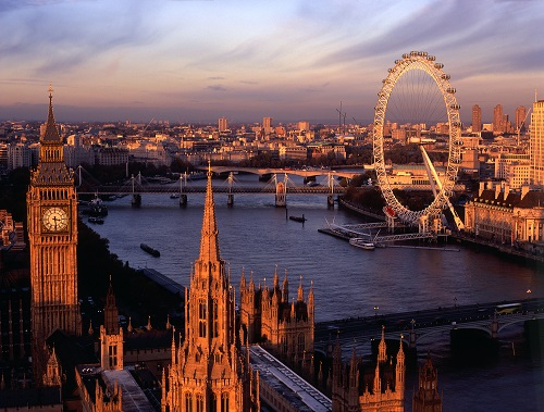 London is Twitter's Most Talked About Travel Destination