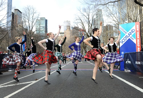 Scotland Comes to New York Through April 10