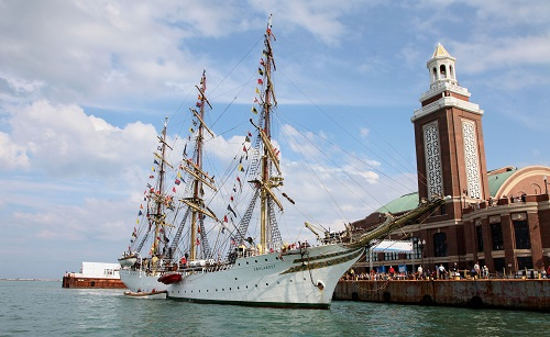 Pepsi Tall Ships to Return to Chicago's Navy Pier in July