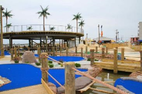 Morey's Piers to Open Mini Golf Course on May 27