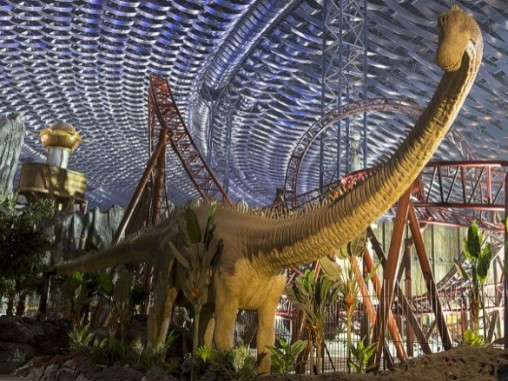 World's Largest Indoor Theme Park Opens in Dubai