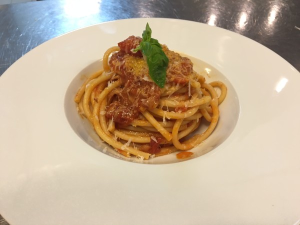 Recipe For Italian Disaster Relief: Spaghetti All'Amatriciana
