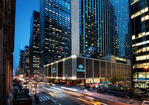 New York Hilton Midtown Guests Can Now Book Priv Services