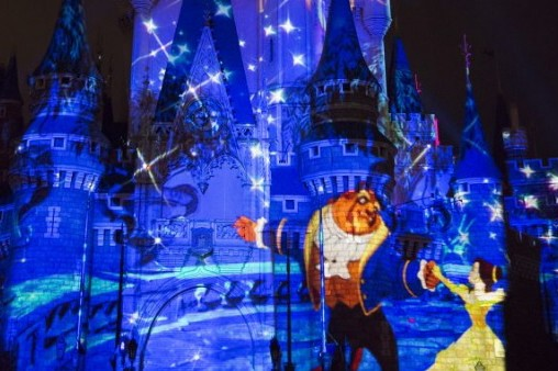 Magic Kingdom Debuts New Nighttime Show