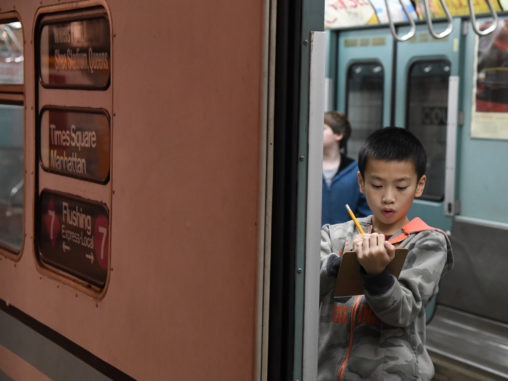NY Transit Museum Receives White House Recognition for Youth Program