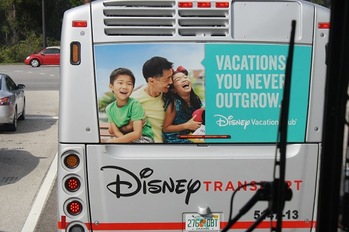 Walt Disney World Begins New Express Bus Service
