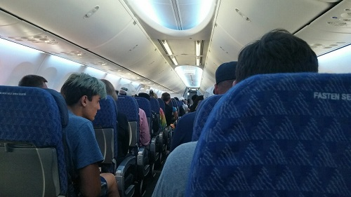 Which Airline Passengers Have the Worst Etiquette?