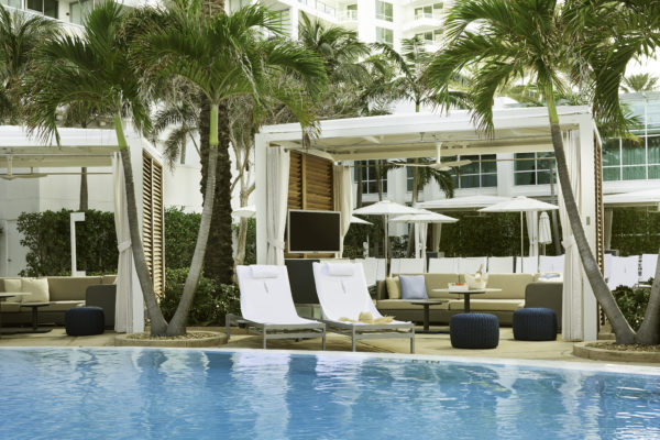 Miami's Fontainebleau Sets Stage for Glam New Suites and Cabanas