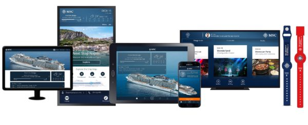 MSC Cruises Keeps Passengers Connected With Digital Upgrade