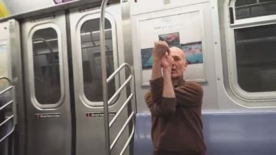 Transit Twist: Take Your Yoga Practice Underground