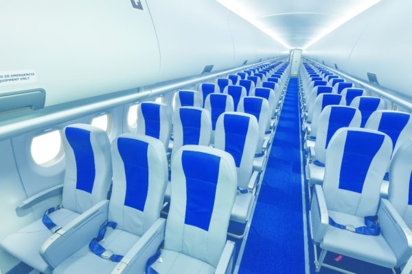 "Politicos ""Pitch"" New Proposals on Airline Seat Size"