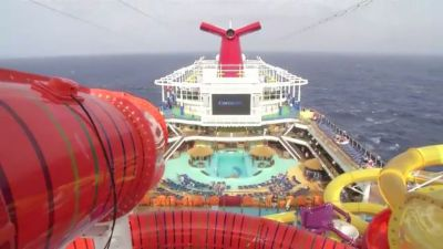 Carnival's Newest Cruise Ship Vista Hopes to Score with Families