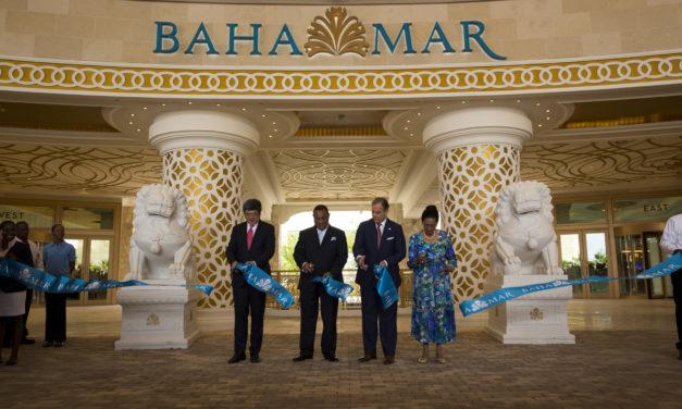 Against The Odds, Mega-Resort Baha Mar Finally Opens In Nassau