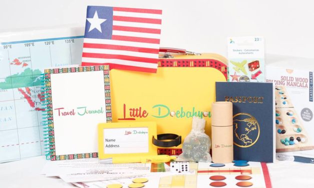A Subscription Service Mails A Box Bursting With African Culture