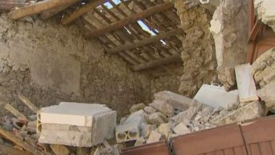Italy Earthquake Rattles Country's Tourism Industry