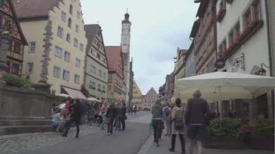 Germany's Romantic Road Takes Drivers Along Magical Route to Castles