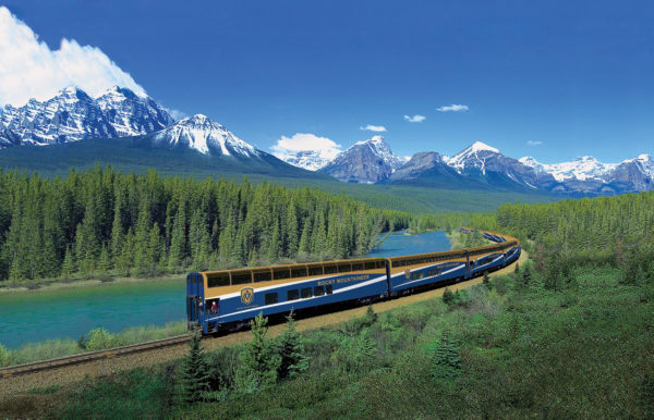 Courtesy: Rocky Mountaineer