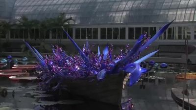 Dale Chihuly's Garden of Glass Returning to New York Botanical Garden