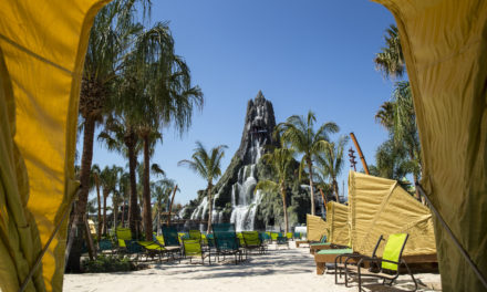 Web Extra: What's Cooking At Universal Orlando's Volcano Bay