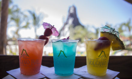 Web Extra: Demo With Volcano Bay's Exec Sous Chef at Universal Orlando