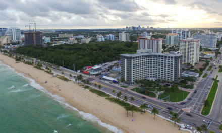 Ft. Lauderdale Sonesta Vies With Venice For Summer Visits