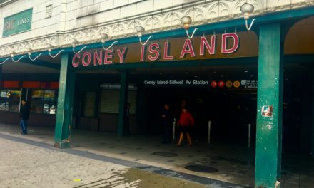 "NYC Subway Staycation: Take the ""Q"" To Coney Island"