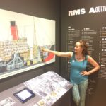 Museum Exhibit Documents Immigration & The Great Ocean Liners