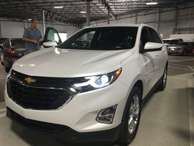 travel with val how a chevy equinox test drive turns into a hurricane getaway car travel with val