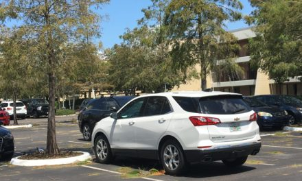 How A Chevy Equinox Test-Drive Turns Into A Hurricane Getaway Car