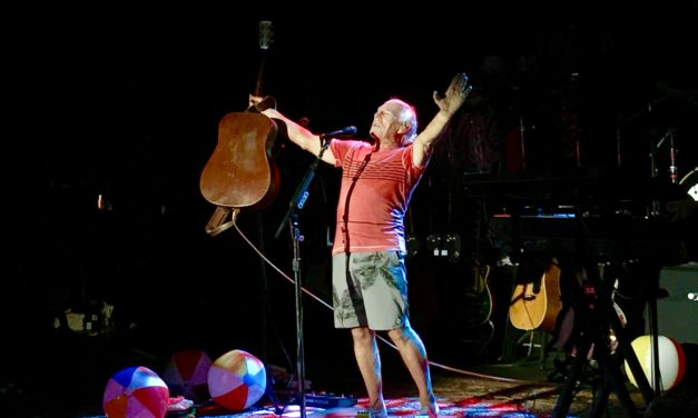 Jimmy Buffett Rides A Wave All The Way To Broadway