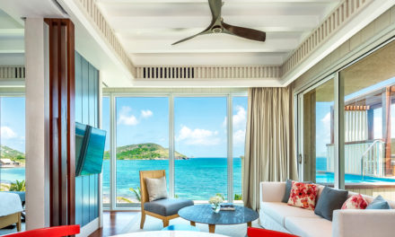 Start The New Year With St. Kitts Park Hyatt 4th Night Free & Flight Credit