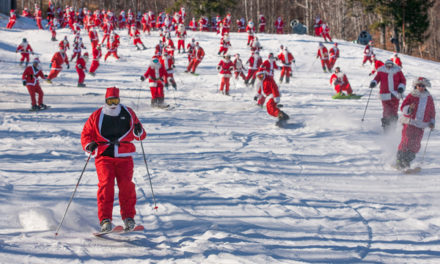 "Annual Santa Sunday: A ""Maine"" Event"